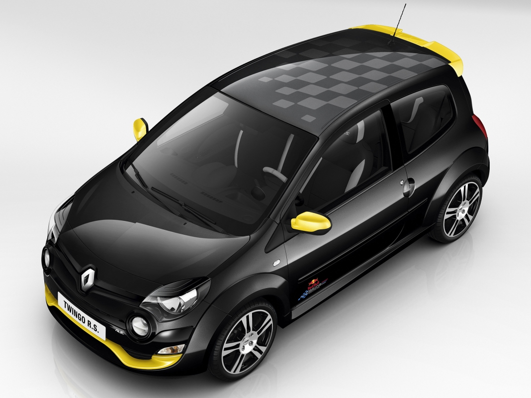 Renault Twingo RS133: French Firecracker (2012-14