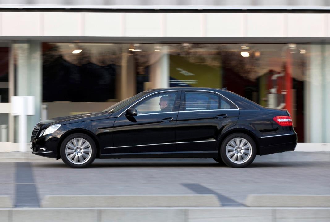 Mercedes-Benz E350 CDI Guard: Armoured Executive